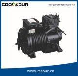 Компрессор AC поршеня холодной комнаты Coolsour Semi-Hermetic