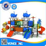 Strumentazione esterna di plastica del campo da giuoco dei bambini (YL55615)