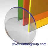 El respecto sacó hoja del picosegundo LED del poliestireno que grababa la hoja de acrílico del plástico de la hoja del vidrio orgánico