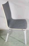 Venta caliente ningún plegamiento Bentwood colorido que cena la silla