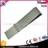 Clips de metal promocional de encargo baratos de Dinero