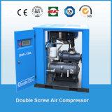 10 compresores rotatorios inmóviles eléctricos industriales transmitidos por banda del tornillo de aire HP/7.5kw para la venta