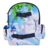 Большой мешок школы для Backpack дня инструментов коллежа укладывая рюкзак Multi