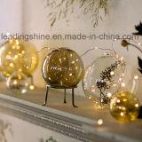 2032電池式の20のLEDストリング豆電球の銅線のHalloween Xmas
