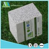 Placa do cimento da fibra de grande resistência para a placa da parede exterior