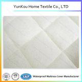 El SGS de bambú micro 9001 de la cubierta de colchón de Terry Qulited de la fibra certificó