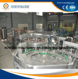 Machine de remplissage carbonatée de boisson de bouteille automatique