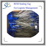 Hohe Sicherheit eine Dichtungs-Marke des Zeit-Gebrauch-RFID für Waren-logistisches Management
