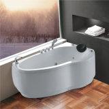 (K1280) Freestanding акриловые ванны/ванны водоворота массажа