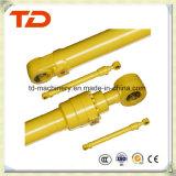 Cilindro do petróleo do conjunto do cilindro hidráulico do cilindro do braço de Doosan Dh55-5 para peças sobresselentes do cilindro da máquina escavadora da esteira rolante