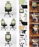 Populärer niedriger konkurrenzfähiger Preis-praktischer Ineinander greifen-Möbel-Büro-Aluminiumstuhl