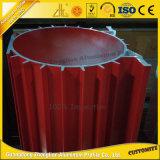 Radiateur d'alliage d'aluminium de Zhonglian pour les parties de usinage avec la forme personnalisée et l'ailette