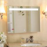 Miroir de Hollywood de miroir de renivellement de la salle de bains DEL avec l'ampoule de DEL