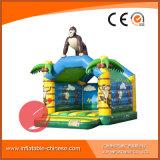 Aufblasbarer springender Schloss-Kuh-Prahler für Vergnügungspark (T1-022)