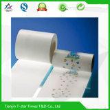 Película laminada respirável do PE para o tecido adulto descartável