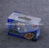 Caixa de empacotamento dobrada fonte do animal de estimação plástico de China para a decoração do presente
