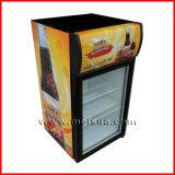 Refrigerador de la visualización