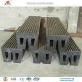 Amortecedores de borracha marinhos/pára-choques barco de borracha para a instalação do cais