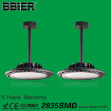 100W dispositivos de iluminación pendientes comerciales de la alta calidad LED Dlc enumerado