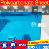 Hojas estructuradas Multi-Pared de varias capas del policarbonato