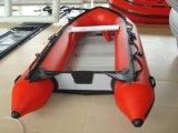 Airmatの床(FWS-A270)が付いているモーターボート