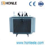 Trasformatore di potere a bagno d'olio chiuso ermeticamente caldo di vendita S11-M 2500kVA di codice categoria 20-10kv