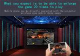 De mini Steun 1080P Wxga 1280*800 van de Projectoren 3000lumens LCD van de Projector 3D