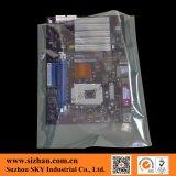 Elektronik-flache verpackenplastikbeutel mit AntiStatic