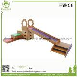 Горячей спортивная площадка сбывания деревянной мягкой используемая игрой крытая для сбывания