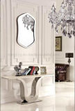 室内装飾の家具のための衛生製品のFramelessの楕円形ミラーは努力する