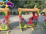 Развлекательный поезд Kiddie Electric Train для парка развлечений