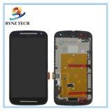 Касание LCD мобильного телефона для экрана дисплея Motorola Moto G2
