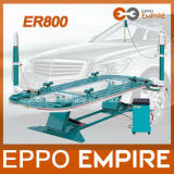Auto máquina Er800 do frame do reparo da deformação do corpo