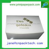 Изготовленный на заказ коробка подарка тетради/книги/напитка упаковывая