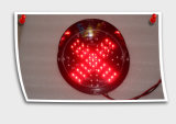 luz de señal del coche de la flecha del verde de la Cruz Roja de 200m m que se lava