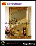 أثر قديم تصميم نوع ذهب جدار مرآة إطار لأنّ فندق