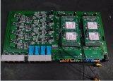 PSTN 4 сетноой-аналогов с 4 FXS и 4 FXO входной GSM портов Etross
