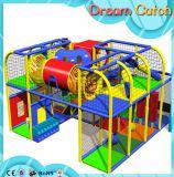 Спортивная площадка замока езд малышей капризная для детсада