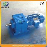Geschwindigkeits-Übertragung mit einphasig-Motor