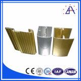 Fournisseur chinois Meilleur profil d'aluminium anodisé de qualité