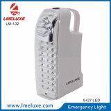 Luz recarregável portátil da emergência 32LED