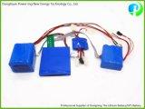 12V 18650 Li-Ion Batterij van uitstekende kwaliteit voor Wiel Twee