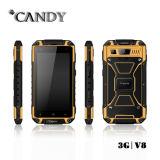 2g GSM 3G WCDMA 4.7 Duim HD met Dubbele Camera Smartphone