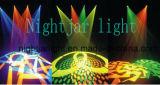 la iluminación principal móvil DJ de la etapa de la luz LED del Gobo de 150W LED Party la iluminación de la boda del disco