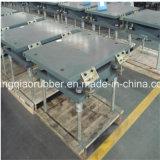 Isoladores sísmicos de borracha para a construção de edifício feita em China