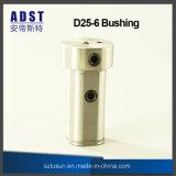 CNC d25-6 van de fabriek het Ringen Werktuigmachine de Van uitstekende kwaliteit van de Koker van het Hulpmiddel