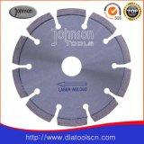El corte con láser hoja de sierra: 125 mm Hoja de sierra de asfalto