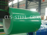 Galv Prepainted 강철 코일 색깔에 의하여 입히는 강철 Roll/PPGI 금속