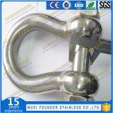 Wir StandardEdelstahl-Sicherheits-Bogen-Fessel