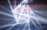 4*25W LEDの夕食のビームライトLED移動ヘッド軽い段階のディスコDJの照明